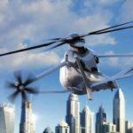 """Поздоровайтесь с новым детищем авиационного гения """"Airbus"""" — гибридным вертолетом Racer!"""